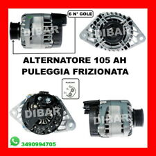 ALTERNATORE 105AH FIAT BRAVA 1.9 JTD TIPO MARELLI 63321826 1012101510 - CA1558IR