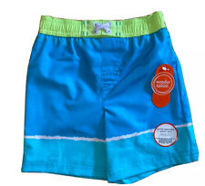 Toddler Boy Color-Changing Swim Trunks Size 2T Upf 50+ protection Nwt