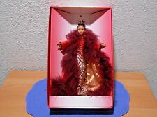 Barbie Doll Cinnabar Sensation Byron Lars Runway Collection Second Doll 1998
