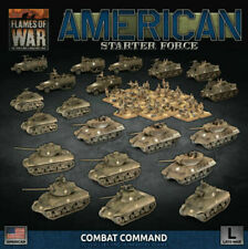 Flames of War USAB10 American Starter Force Combat Command Battlefront