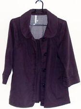 Debenhams girl's grey cotton coat for 15 years old height 170 cm