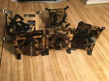 Lot Of 5 Cuckoo Clock Movements Parts