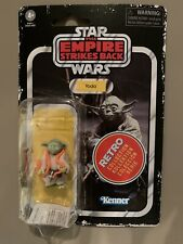 Kenner Star Wars Empire Strikes Back  Retro Collection Yoda