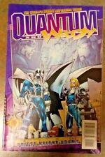 Quantum and Woody #1 VGC / Near Mint Acclaim Valiant Comics 1997