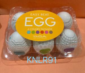 Tenga Egg 6 Pack Discreet Shipping