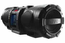 JVC RV-NB75B Powered Woofer CD System - Black