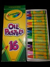 Crayola Oil Pastels,16 Color Set, Assorted, 16/Pack