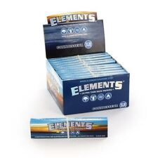 X3 ELEMENTS Connoisseur Rolling Papers Ultra Thin Rice Paper With Tips