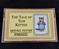 Cassette Tape The Tale Of Tom Kitten By Beatrix Potter original authorised edt