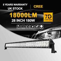30inch LED Work Light Bar Flood Spot Lights Driving Lamp Off-road Car SUV Fresh