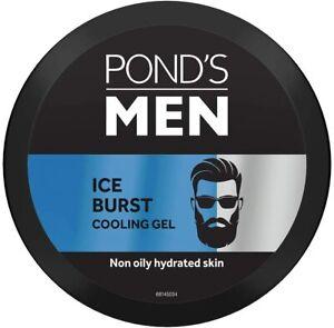 POND'S Men Ice Burst Cooling Face Gel Moisturizers Skin Care 55 g