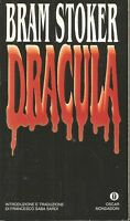 (Bram Stoker) Dracula 1993 oscar Mondadori 198