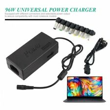 96W CHARGEUR UNIVERSEL ALIMENTATION PC PORTABLE pour Acer Dell HP Toshiba EU 0f