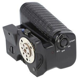 Mamiya Y01670 Power Drive Grip Motor Winder for M645 Super 645 Pro TL (FA04269)