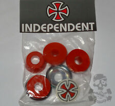 INDEPENDENT Skateboard Truck BOCCOLE & Rondelle Soft 90 A - 4 confezione GOMME