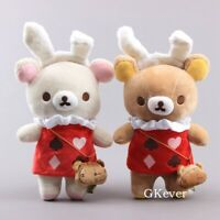 Kawaii Gift Rilakkuma Relax Bear Plush Toy Stuffed Doll Cute Styles Kids Gift