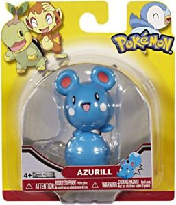 Pokemon Series 17 Azurill Figure