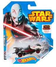 Hot Wheels Car Star Wars The Inquisitor Single Rare #12 1:64 Diecast BNIP Disney