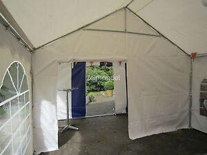 Trennwand Raumteiler  PVC für Partyzelt Festzelte