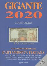Catalogo Cartamoneta Italiana Gigante 2020