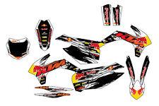 SX SXf 125 150 250 350 450 sticker kit graphics 2013 - 2014 - 2015 STICKERS