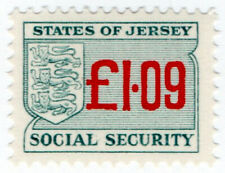 (I.B) Jersey Revenue : Social Security £1.09
