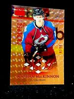 2013-14 Nathan MacKinnon Fleer Showcase Skybox Prospects #1 /50 Rookie Gem Mint