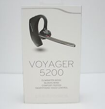 Brand New Sealed Plantronics Voyager 5200 Bluetooth Headset
