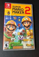 Super Mario Maker 2 (Nintendo Switch) NEW