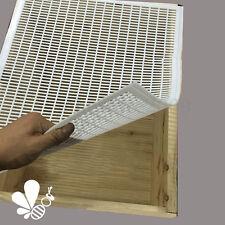 rahme Imker Bienenzucht Bienenkönigin Excluder Trapping Grid Werkzeug Zubehör