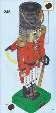 LEGO 4002017 nutcracker PDF Complete Bldg Instructions + parts list free to ship