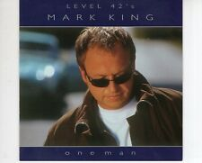 CD MARK KING	one man	EX+  (B2332)