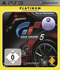 Gran Turismo 5 -- Platinum (Sony PlayStation 3, 2011)