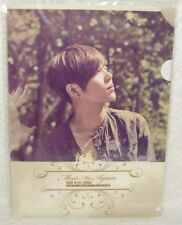 SS501 Kim Kyu Jong Vol. 2 Meet Me Again Taiwan Promo Folder (Clear File)