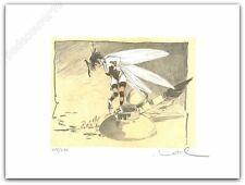Affiche Régis Loisel Fée 9 L'encrier Lithographie 300ex signée 30x40 cm