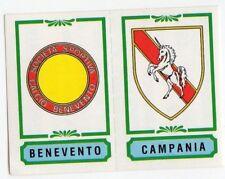 figurina CALCIATORI PANINI 1982/83 NEW numero 485 BENEVENTO CAMPANIA