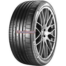 KIT 4 PZ PNEUMATICI GOMME CONTINENTAL SPORTCONTACT 6 XL FR 315/25ZR19 (98Y)  TL