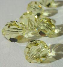 Swarovski crystal beads 8mm 5000 JONQUIL - bulk pack (288pcs)