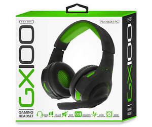 GX100 Sentry Gaming Headset BRAND NEW