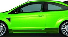 Ford Focus RS (MK2)(CB4) Side Sill Skirt CLEAR Stone Chip Paint Protection Films