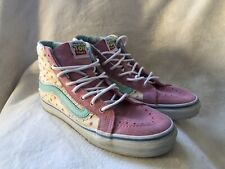 Disney Toy Story 4 Bo Peep Vans Womens 8 Mens 6.5 Hi Top Shoes