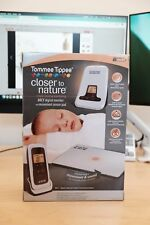 TOMMEE TIPPEE Closer to Nature DECT Listen Breathing Sound MOVEMENT Baby Monitor