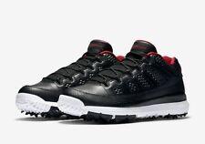 Rare Nib Nike Air Jordan 9 Ix Bred Retro Golf Shoes 833798-002 Mens Size 14