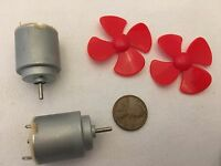 2 sets  /_/_ Propeller prop  Motor dc small Control Quadcopter helicopter tail B22