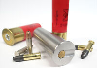12GA to 22LR/22short Shotgun Adapter - SMOOTH BORE - Stainless - Free Ship!!