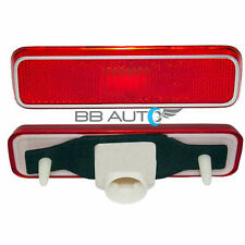 NEW Rear Side Marker Signal Light Lens Lamp Housing Red R=L FOR Dodge Plymouth