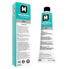NEW - Dow Corning 111 Valve Lubricant and Sealant | DC111-5OZ | 5.3oz Tube