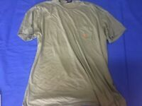 vtg 90s 00s ralph lauren large original T shirt short sleeve terrace wear