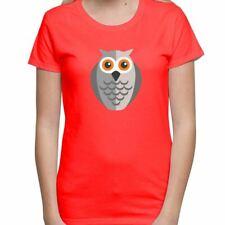 Owl Face Women's T Shirt