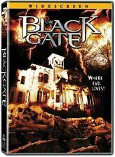 The Black Gate Rebecca Downs Horror Very Good Dvd
